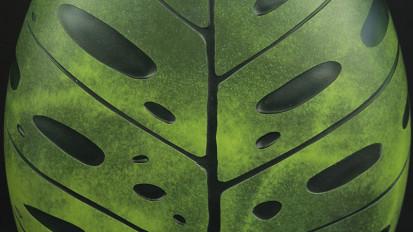 The Monstera Leaf Sculpture
