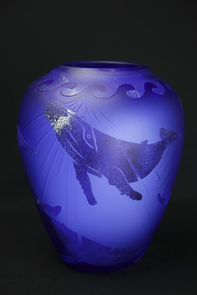 Kohola Moe (Dream) vase